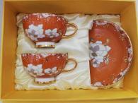 снимка на Луксозен комплект за кафе/чай