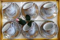 снимка на Чаши еспресо в комплект
