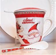 снимка на Чаша за чай с метална цедка