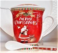 снимка на Чаша за чай Christmas