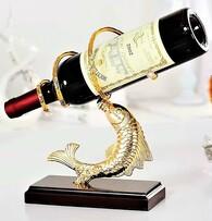 снимка на Поставка за бутилка Златна риба