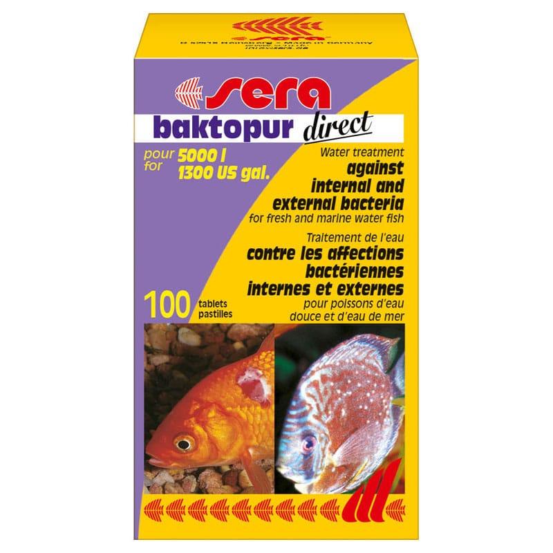 Sera Bactopur Direct 100 таблетки