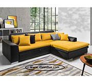 Ге-образен диван с гъши пух 183