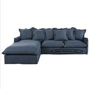 Пе образен диван с гъши пух 1