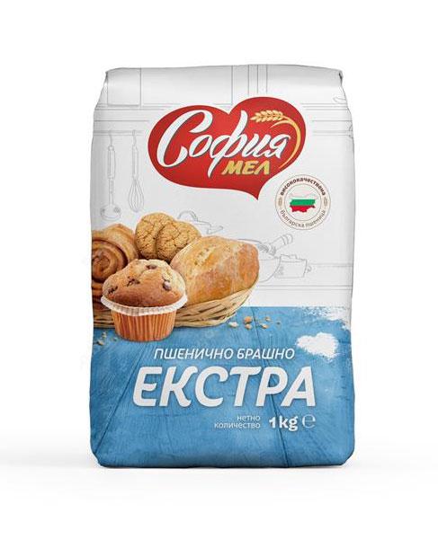 Брашно София Мел Екстра 1 кг.