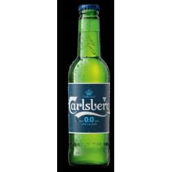 снимка на Карлсберг % мл. стъкло еднократна бутилка