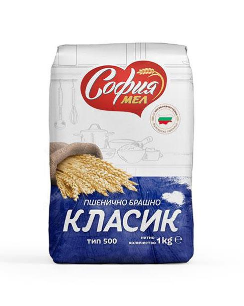снимка на Брашно София Мел класик  кг