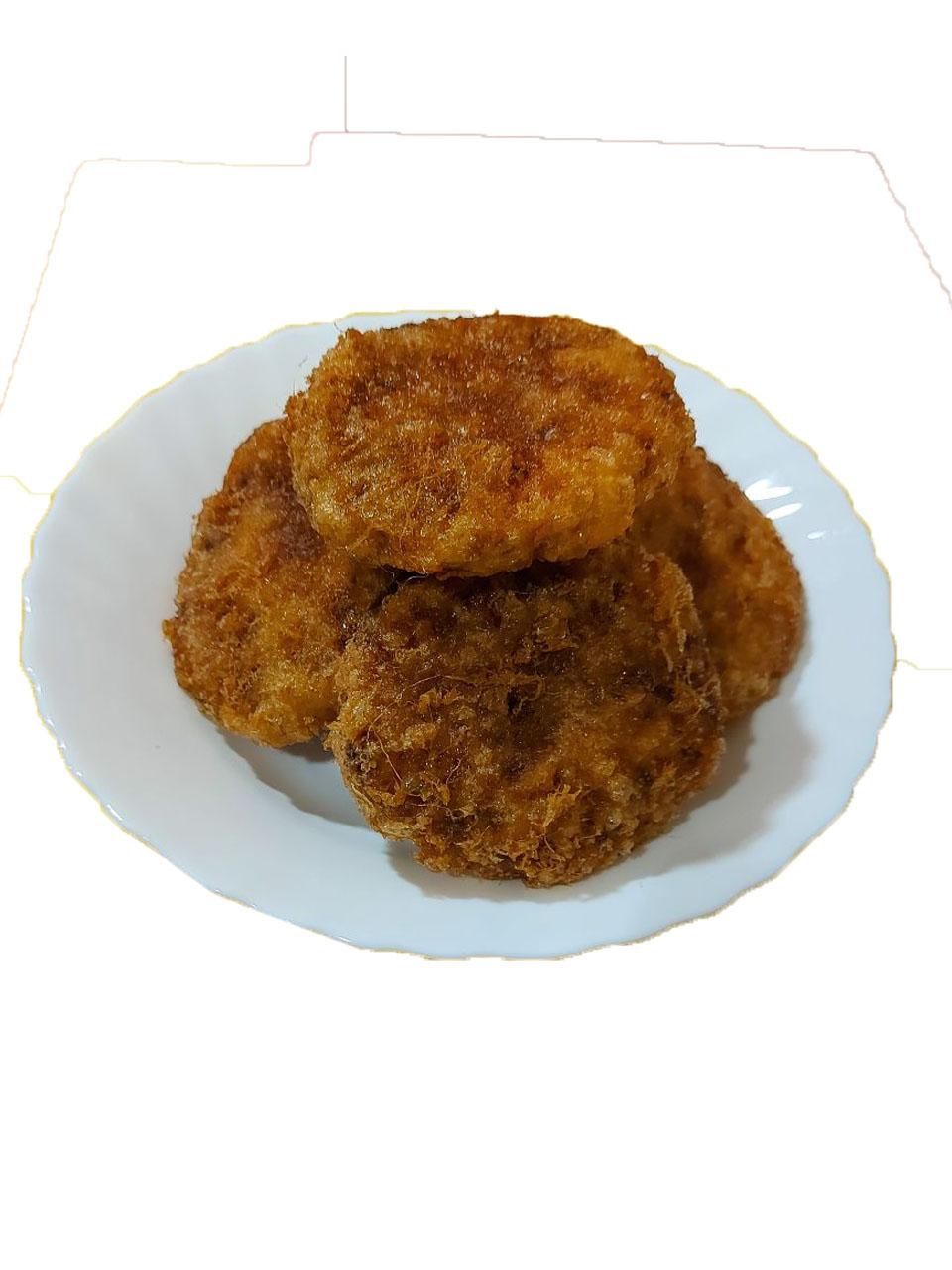 снимка на Картофено кюфте с праз лук