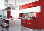 Проектиране на праволинейни кухненски модулни шкафове по поръчка