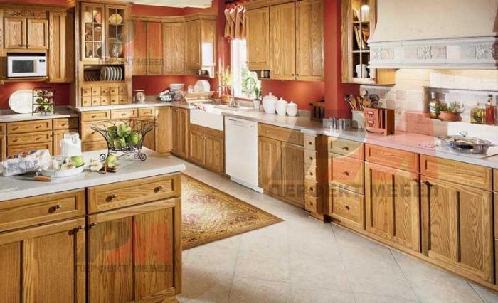 Дизайнерски модерни кухненски мебели с безплатен монтаж