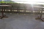 верзалитови плотове за маси за ресторанти