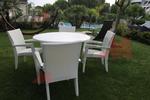Ратанова стилна мебел за интериор