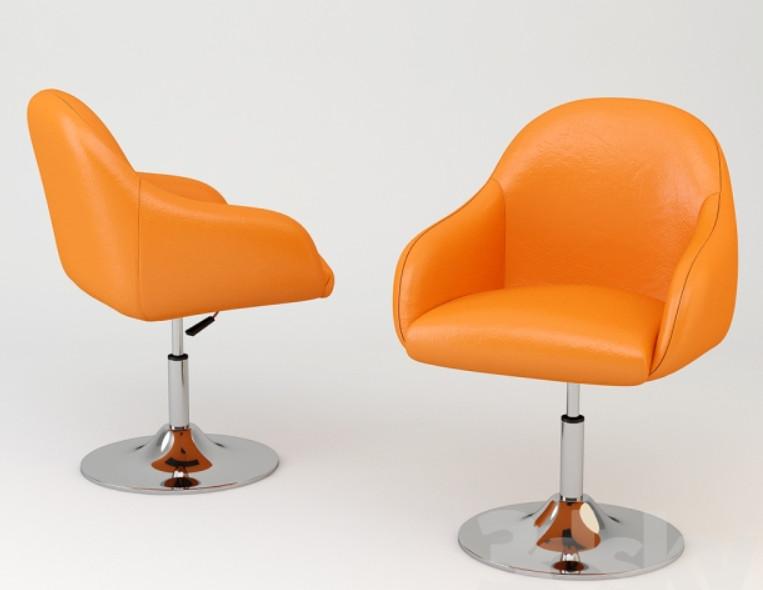снимка на Посетителско кресло Wait S chrome