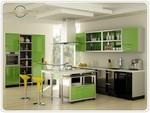 снимка на Кухня от МДФ по поръчка