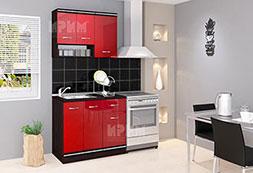 снимка на Кухня с цял термоплот Сити