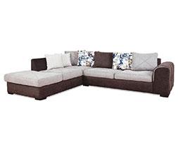 снимка на Модерен ъглов диван Толедо