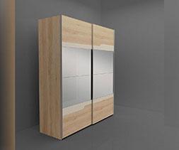 снимка на Гардероб с огледални врати Пенелопе