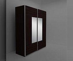 снимка на Гардероб с огледални врати Маркиза