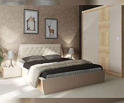 снимка на Спално легло Таис