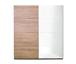 снимка на Гардероб с огледална врата Бианка