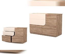 снимка на Скрин с три чекмеджета Бианка