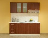 Готова кухня Фреш прав модел