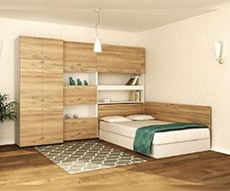 Комплект обзавеждане за спалня Анелия