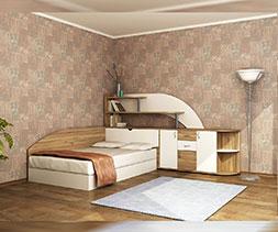 Мебели за спалня комплект Олимпия