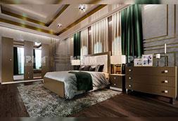 снимка на Мебели за спалня Амулет