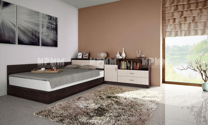Легло единично Сити 7008