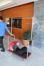 Пиколо количка за рецепция на станции евтини
