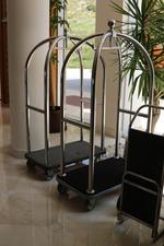 Качествени Колички за багажза хотели на дистрибуторски цени
