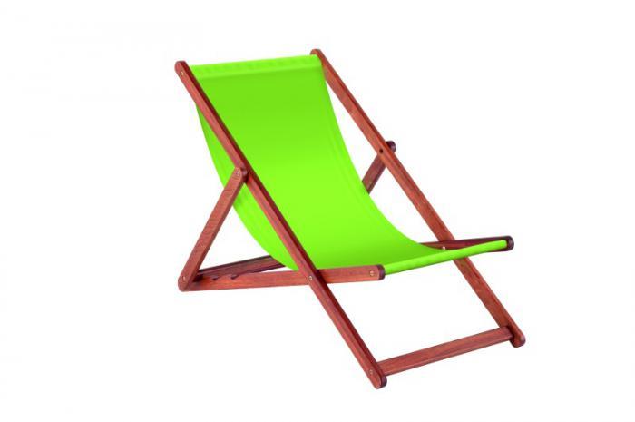 Сгъваем стол от евкалипт  150-2609