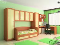 снимка на Светла Детска стая