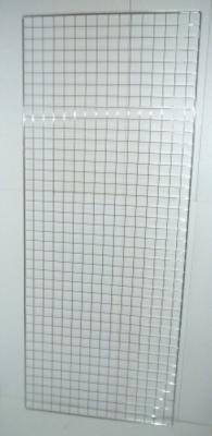 Решетка за стена хром 800x2000