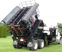 снимка на Система за преработка на асфалт