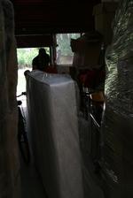 опаковане и преместване с немски транспортни одеяла