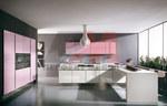 снимка на мебели по поръчка за кухня София
