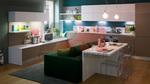 снимка на цветна кухня по поръчка София