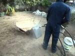 почистване на повърхности с пясъкоструйка