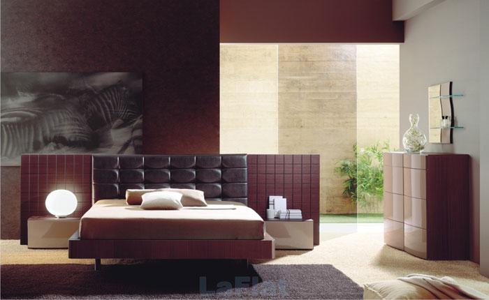Спални по проект, сглобени с надеждна твърда връзка 129-2618