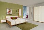 Бяла спалня по поръчка 7-2618