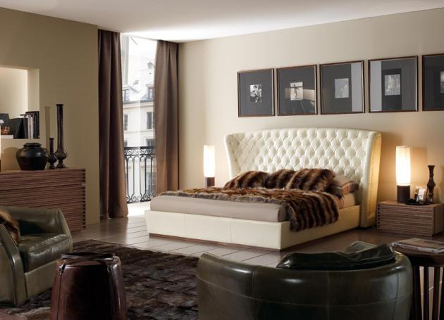 луксозни модерни легла по проект