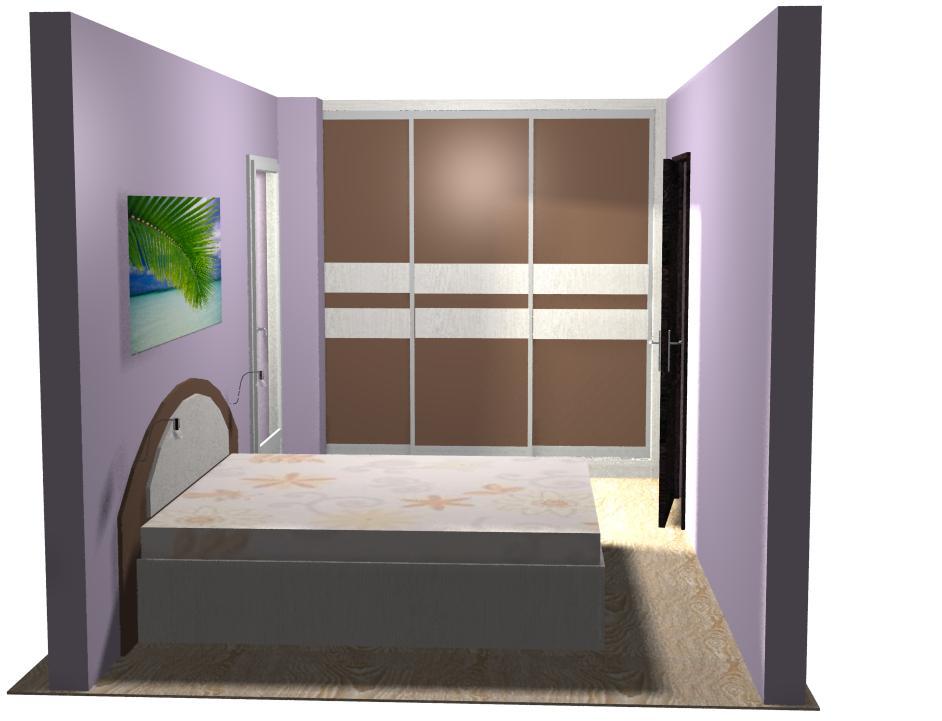 луксозни спални в София по проект поръчка