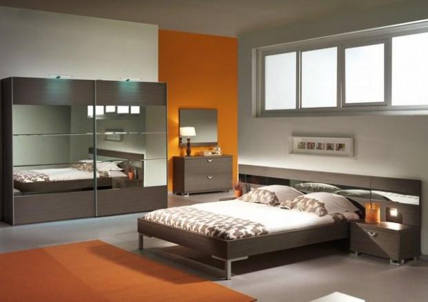модерни спални комплекти  мебели