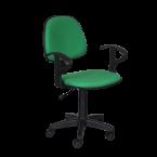 снимка на Офис стол зелен