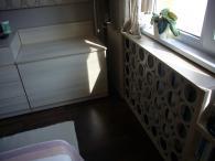 снимка на Спални от ламинирани плочи