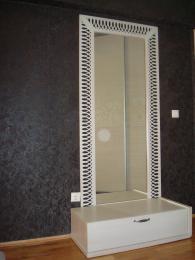снимка на Качествени мебели за кухня от MDF естествен фурнир и дъб