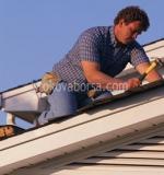 снимка на ремонт на покриви