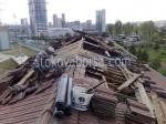 снимка на претърсване на покрив